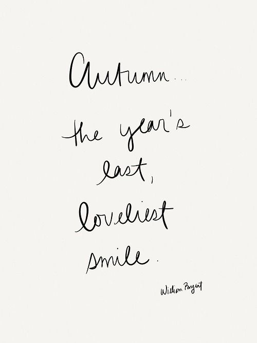 17 best fall quotes on pinterest fall is here fall season and sappy love quotes - The house in which life starts over ...