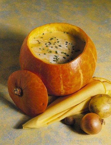 British Recipes: Pumpkin Soup Recipe from Simon Hopkinson
