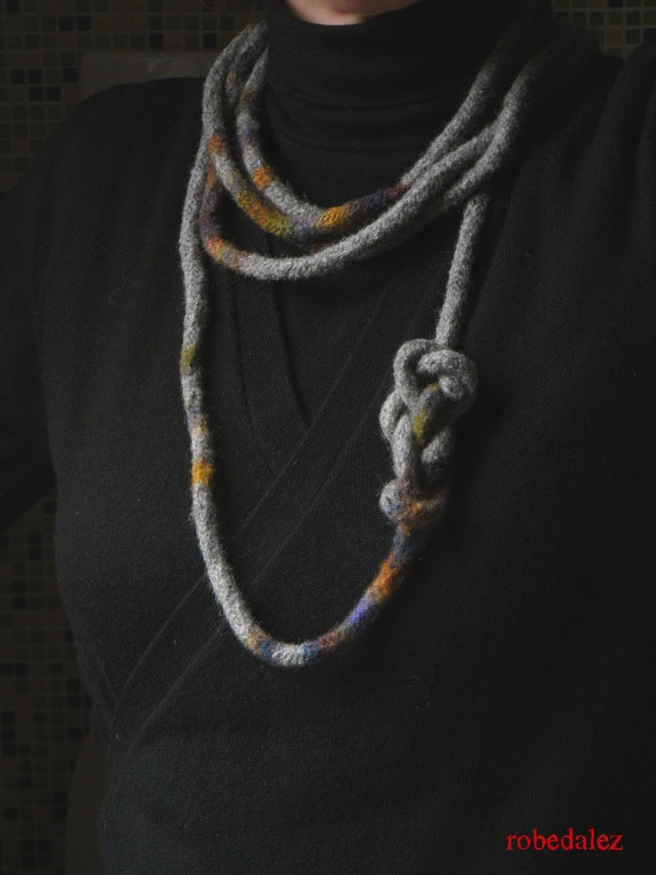 robedalez: Collane di lana