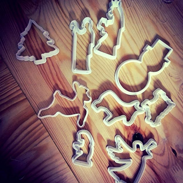 u nas już święta foremki 3D :) #foremki #ciasteczka #pierniki #mikołaj #renifer #choinka #aniołek #reindeer #Cookie #Cutters #Stamps #Mold #santa #deer #christmas #tree #rudolf #bells #gingerbread #printing3d #printing #star #fun ##cookiecutters #cupcake #Snowman #set #koszalin #szczecin #poznań