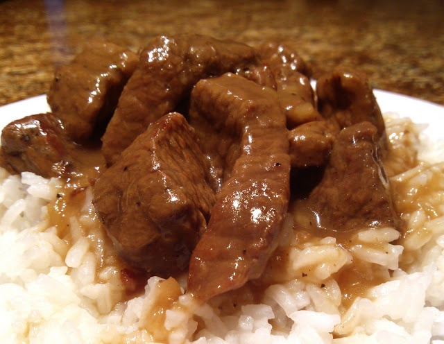 South Your Mouth: Classic Southern Fare - Stewed Beef and Rice