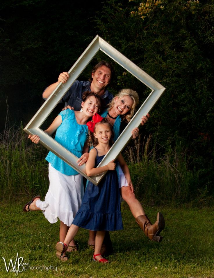 Gallery For Family Portrait Ideas With Older Kids