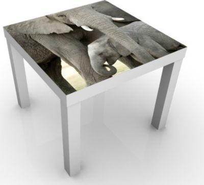 Beistelltisch - Elefantenliebe - Tisch Grau Jetzt bestellen unter: https://moebel.ladendirekt.de/wohnzimmer/tische/beistelltische/?uid=1ae1b2dc-09bd-57ee-ace8-ae127d045760&utm_source=pinterest&utm_medium=pin&utm_campaign=boards #beistelltische #wohnzimmer #tische