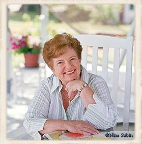 After decades of enjoying Sherryl's writing, Pinch me!...I'm interviewing her.  Don't miss this coming week (Tues. and Thurs.) and my two part chat with this prolific author. About Sherryl Woods:   With her roots firmly planted in the South, Sherryl Woods has written many of her more than 100 books in that distinctive setting, whether her home state of Virginia, her adopted state, Florida, or her much-adored South Carolina...more: www.writeratplay.com