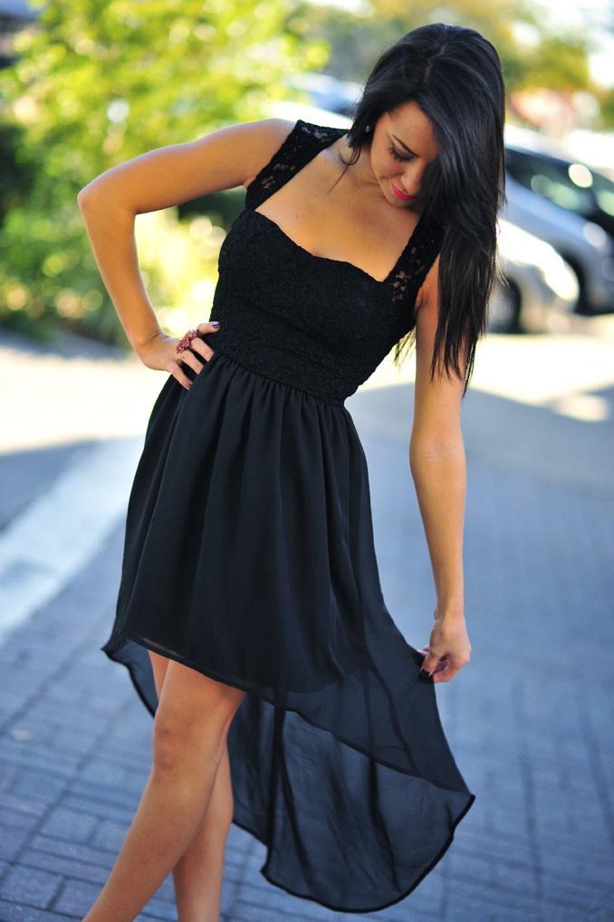 Blow Me One Last Kiss Dress. Cute!