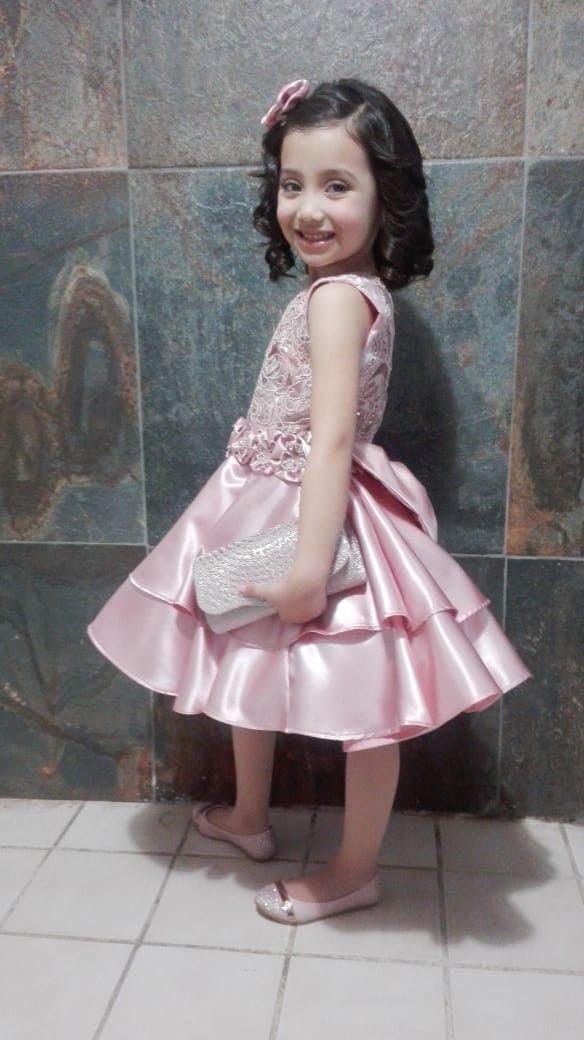 cbb2a6b02c Vestido de noche para niña