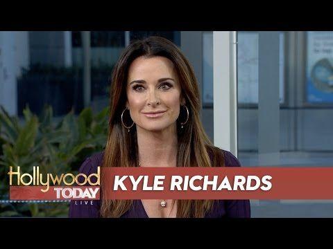 Kyle Richards Wants Ali Landry on RHOBH! - YouTube