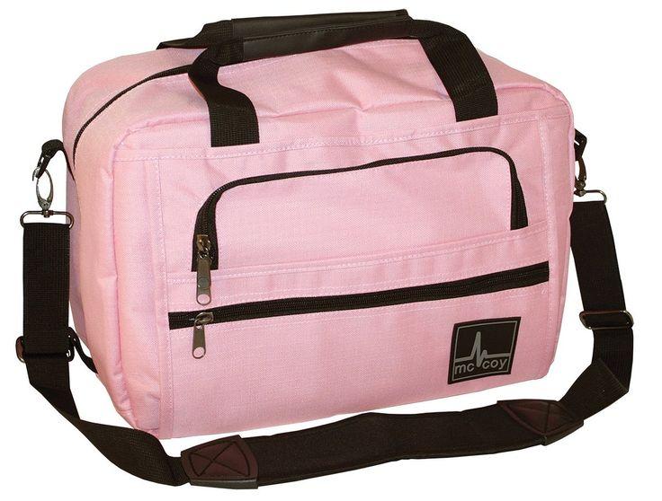 multi-pocket medical bag