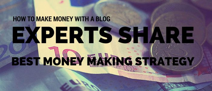 BEST MONEY MAKING STRATEGY