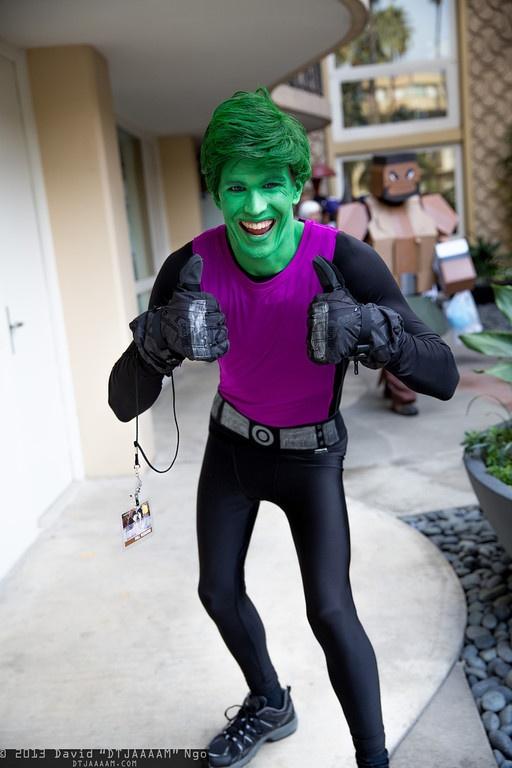The 25 Best Beast Boy Costume Ideas On Pinterest  Teen -9338