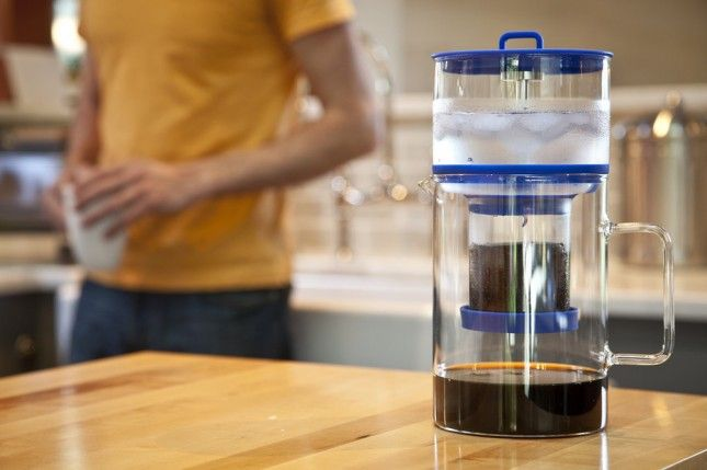 Make the ultimate cup of cold brew with Cold Bruer.