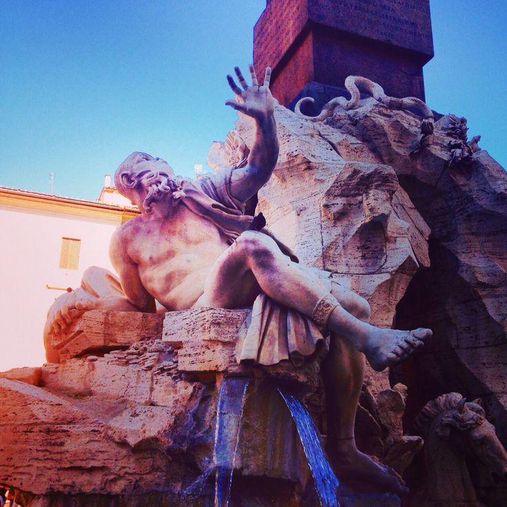 Fontana dei 4 Fiumi