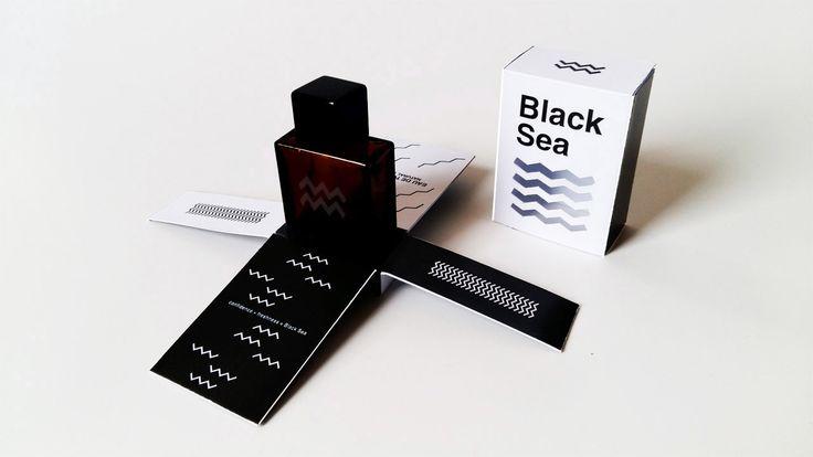"""Popatrz na mój projekt w @Behance: """"Black Sea For Men"""" https://www.behance.net/gallery/47662655/Black-Sea-For-Men"""