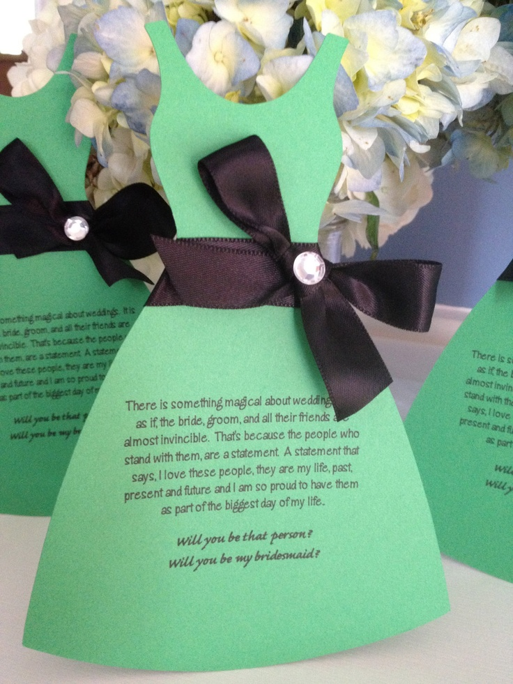 16 best wedding dress invitation images on Pinterest | Card wedding ...