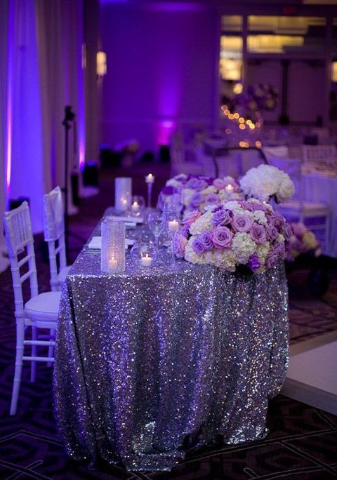 120 Adorable Sweetheart Table Decor Ideas Glitter