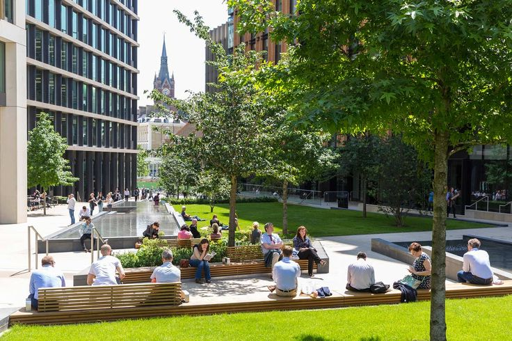 Pancras-Plaza-Kings_Cross-London-03-copyright-John-Sturrock « Landscape Architecture Works | Landezine