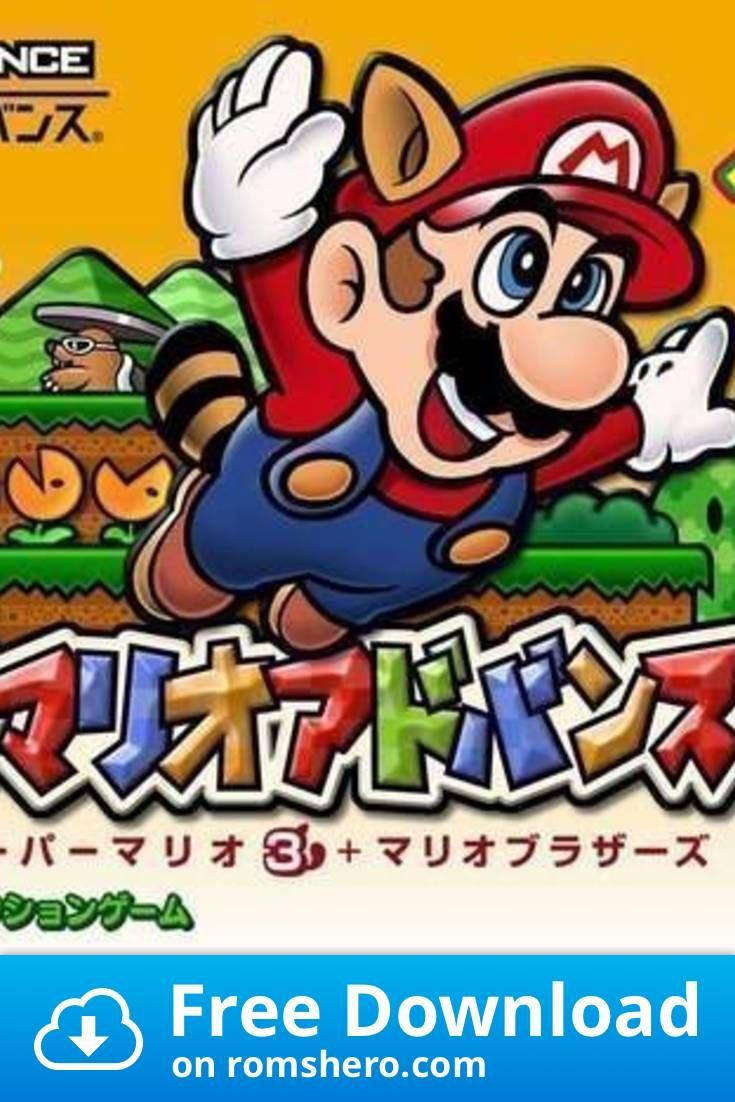 Download Super Mario Advance 4 Super Mario Bros 3 Gameboy