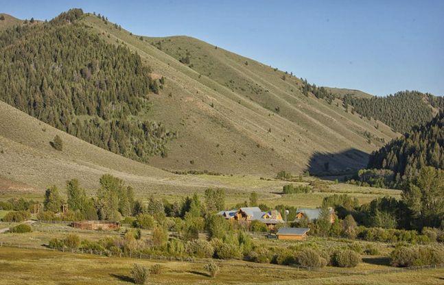 Steve McQueen's Idaho Ranch