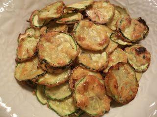 Sandy's Kitchen: Faux Fried Zucchini