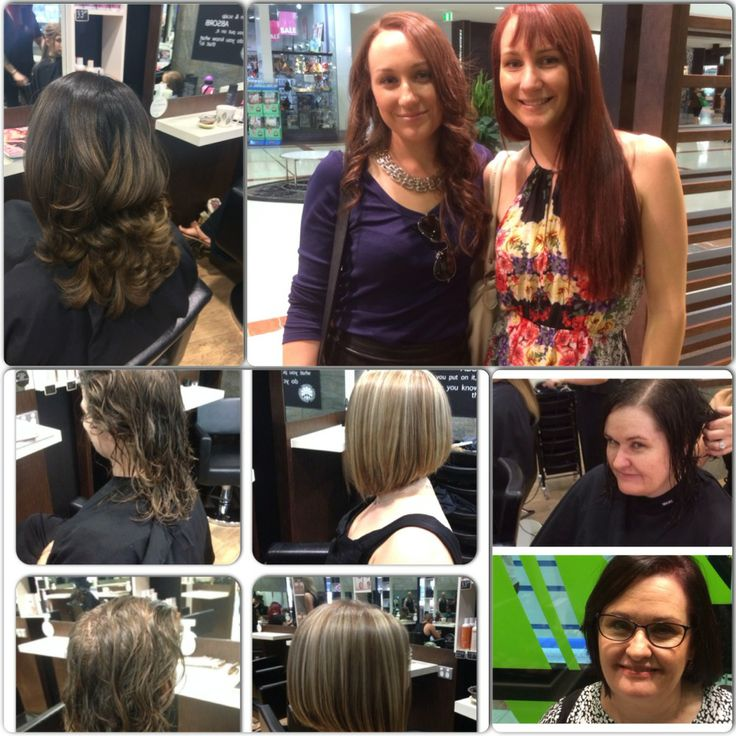 Some amazing transformations from our Chermside crew.