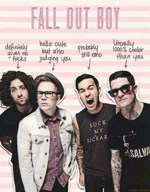 200 best fall out boy images on pinterest music emo bands and definitely fall out boy sciox Choice Image