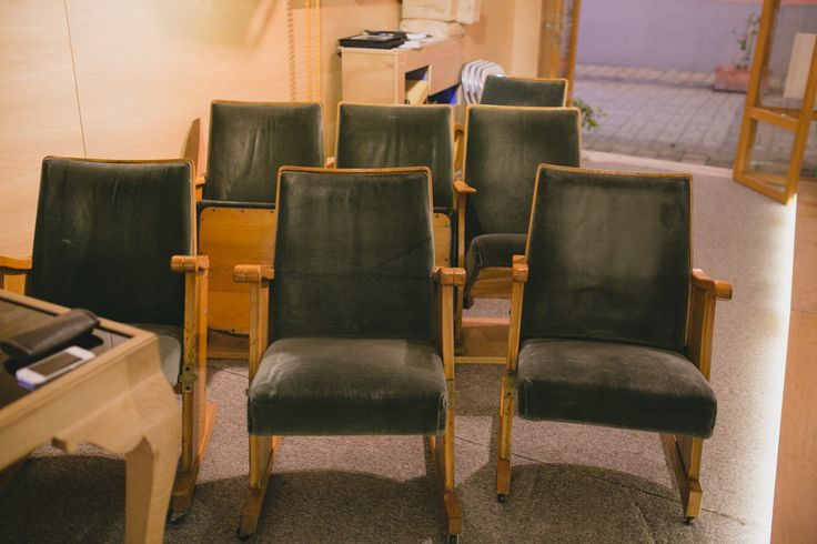 I love these chairs