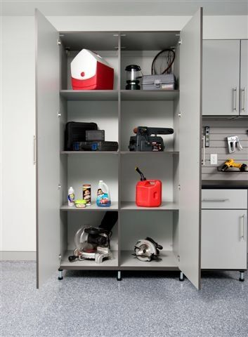 Garage Storage Solutions-Garage Organization-Garage Storage Systems