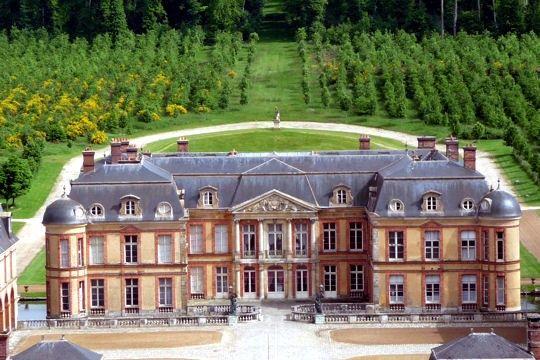 Château de Dampierre Les plus beaux coins de France