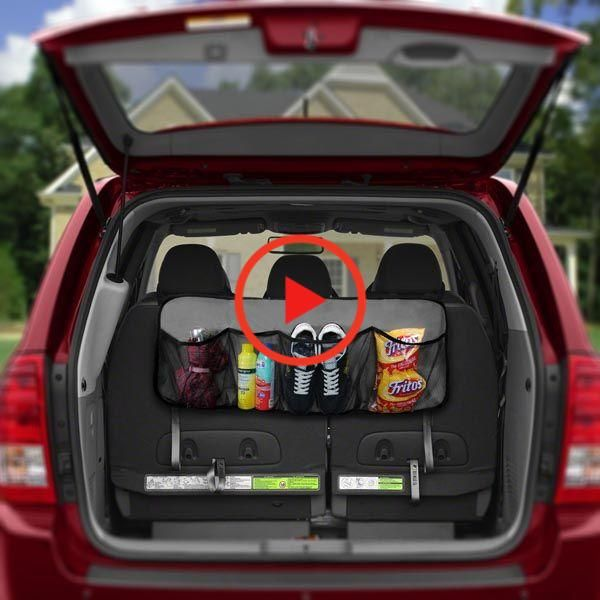 Auto Tires In 2020 Car Trunk Organization Cute Car Accessories Trunk Organization