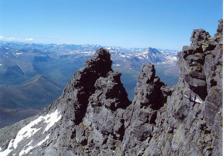 Ural Mountains - Wikipedia, the free encyclopedia