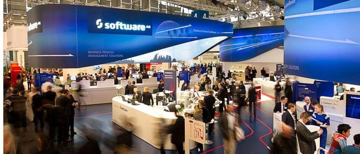 Software AG - CeBIT Hannover 2012 | Schmidhuber
