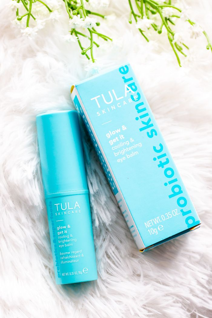 New Tula Probiotic Cooling And Brightening Eye Balm The Balm