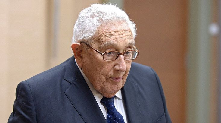 Is Trump the Back Door Man for Henry A. Kissinger & Co? | Global Research