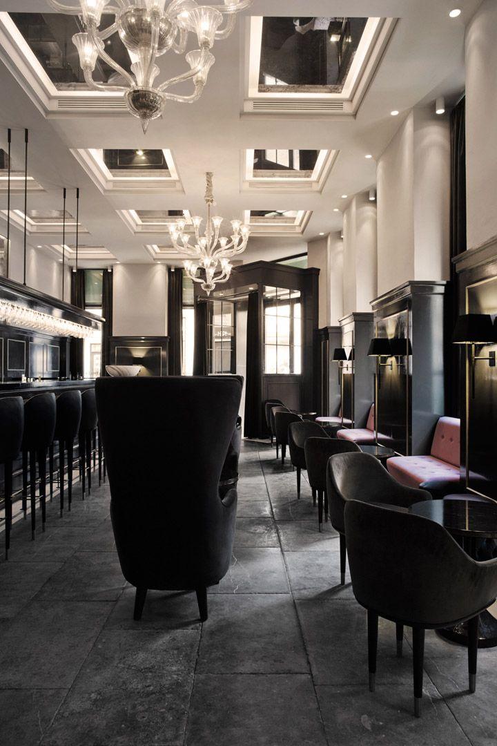 Balthazar Champagne Bar by SPACE Copenhagen, Copenhagen bar