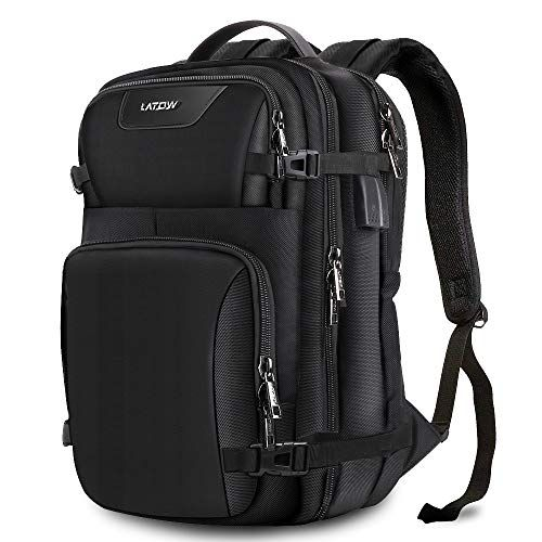 1b9f5e5ce84b Great for LATOW Laptop Backpack, LATOW Travel Anti Theft Water ...