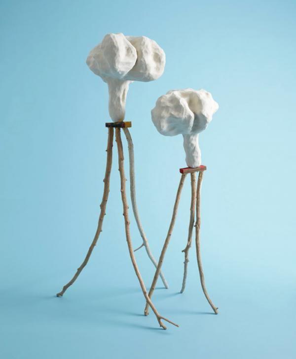 Ceramics Resident: Nao Matsunaga April – October 2014, F-315(L) and F-312(R), 2012, © Victoria Ling