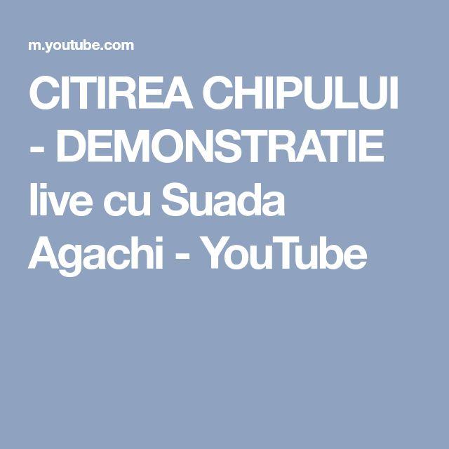 CITIREA CHIPULUI - DEMONSTRATIE live cu Suada Agachi - YouTube