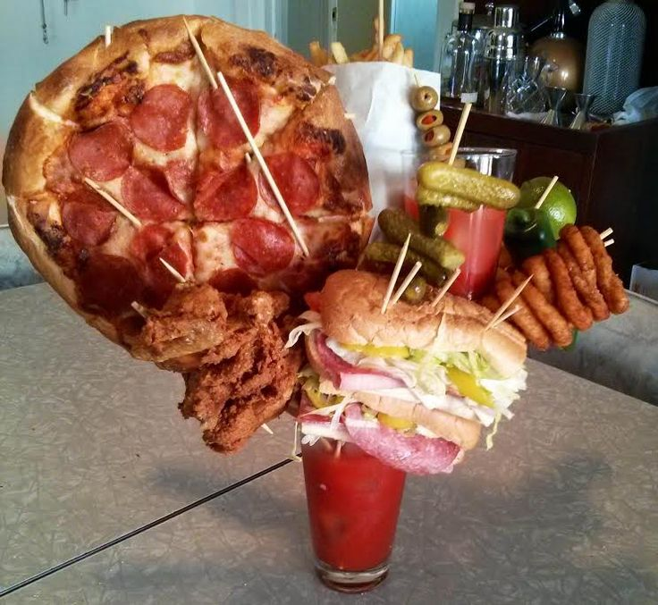 Image result for gourmet bloody mary