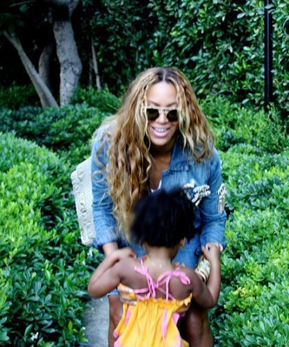 Blue Ivy's birthday party photos are not messing around
