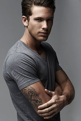 Adam Senn from Hit the Floor. My newest favorite