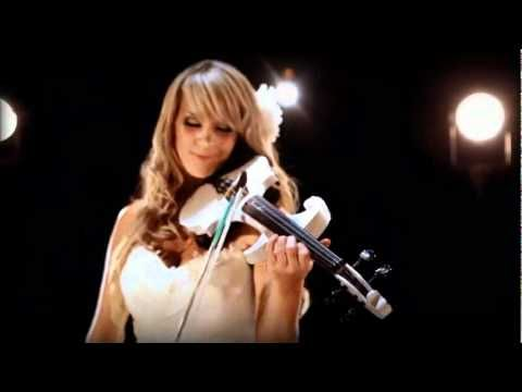 Alexandra Crouching Tiger Violino Elétrico