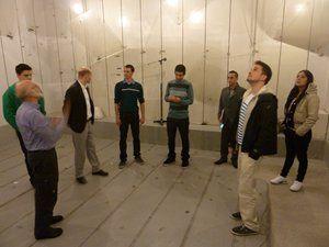 Visite de la Denmark Technical University ÉTS : 2012 - Mission Danemark
