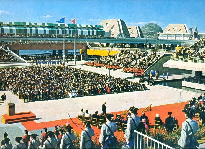Expo 67 Opening Ceremonies