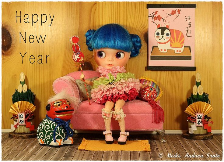 Happy New Year 2016! ❤️Welcome to my Blythe blog: http://www.heikeandreagrote.de/blythe.htm #blythe #blythedoll #blythecustom #heikeandreagrote #dolls #dollphotography #monchhichi #japan #doll #cute #kawaii #friends #fun #funny #pink #sweet #smile #art #cool #photo #pictureoftheday #photooftheday #bestoftheday #picoftheday #love #beautiful #happy #followme #follow