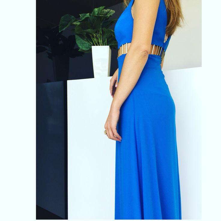 Blue like Mediterranean