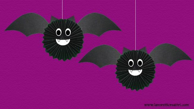 Decorazioni Halloween Pipistrelli