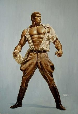 Doc Savage, the Man of Bronze...: Google Image, Book Art, Pulp Heroes, Comic Book, Art Drawings Comics Cosplay, Comic Art, Awesome Comic, Awesome Art