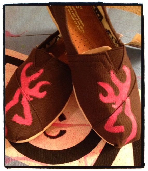 Browning  Toms: Shoes, Fashion, Style, Stuff, Clothing, Country Girls, Brown Toms, Custom Toms, Closet
