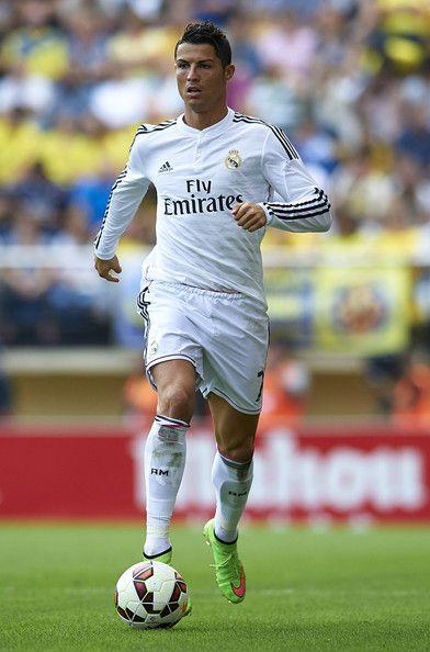 Cristiano Ronaldo Photos - Villareal FC v Real Madrid CF- Zimbio