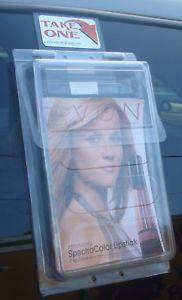 Bi Fold Outdoor Vehicle Brochure Holder Avon Mary Kay: Bi Fold Outdoor Vehicle Brochure Holder Avon Mary Kay… #UKOnlineShopping #UKShopping